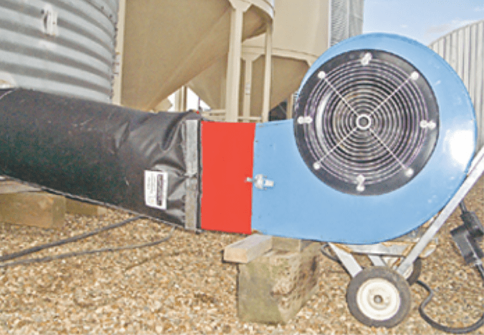 Aeration Fans